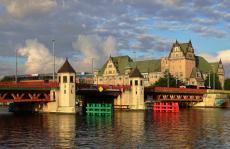 Flusskreuzfahrt Pommern-Route über die Mecklenburgische- und Brandenburgische Seenplatte mit Naturpark Stechlin/Ruppiner Land, Alter Finow-Kanal sowie dem Naturpark Unteres Odertal zur Alten Hansestadt Stettin